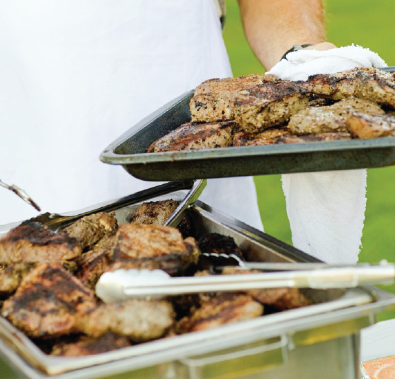 Specialty Catering + Party Takeout